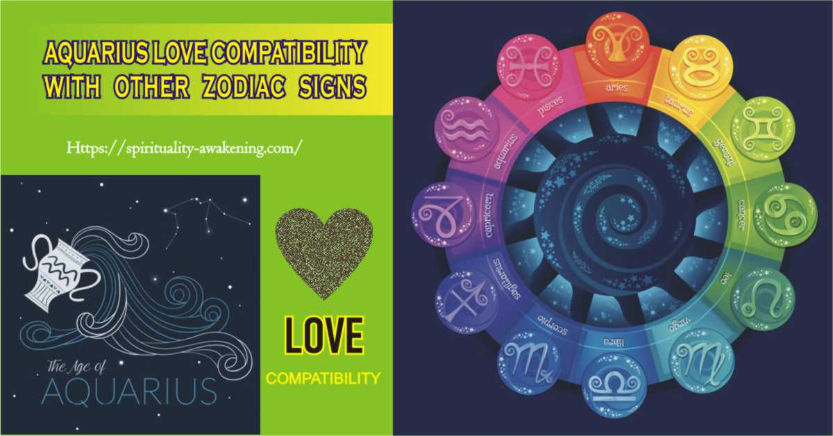 Aquarius Love Compatibility | Astrology Lessons